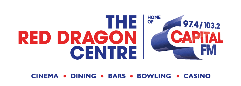 The Red Dragon Centre Logo