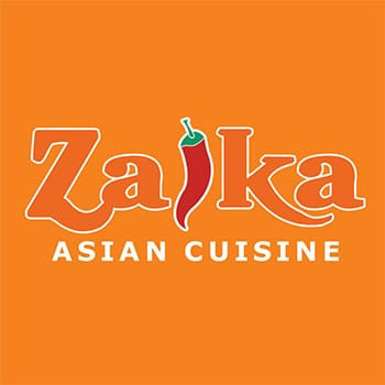 Zaika Asian Cuisine Logo