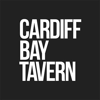 Cardiff Bay Tavern's logo, available at The Read Dragon Centre