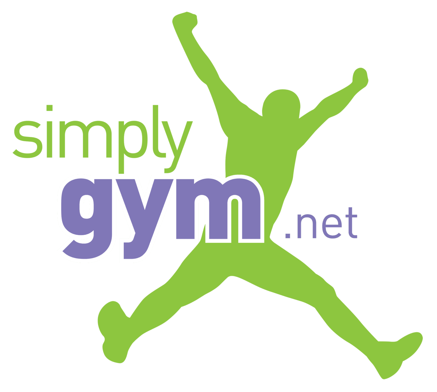 Simply Gym's logo, available at The Read Dragon Centre