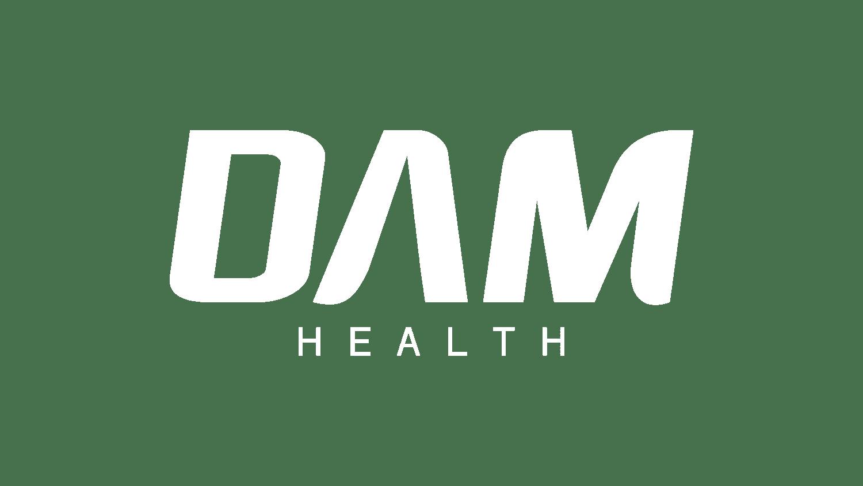 DAM Health Logo